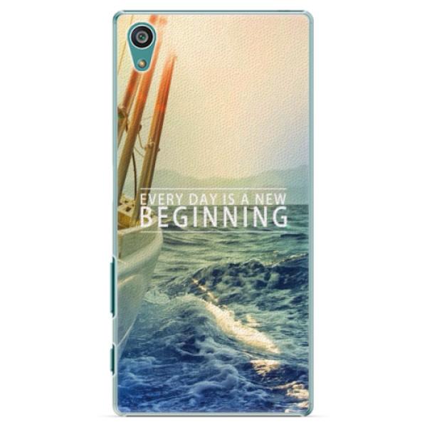 Plastové pouzdro iSaprio - Beginning - Sony Xperia Z5