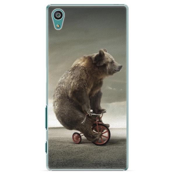 Plastové pouzdro iSaprio - Bear 01 - Sony Xperia Z5