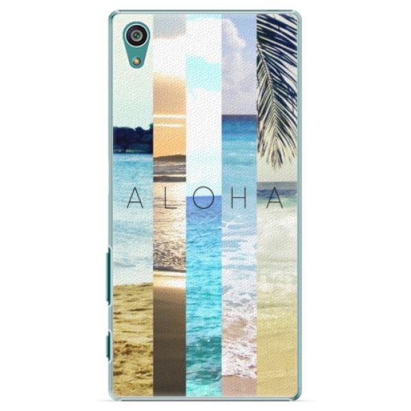Plastové pouzdro iSaprio - Aloha 02 - Sony Xperia Z5