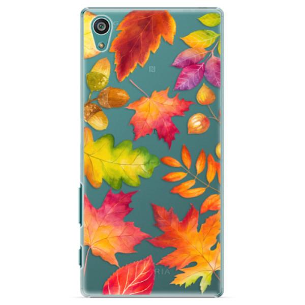 Plastové pouzdro iSaprio - Autumn Leaves 01 - Sony Xperia Z5