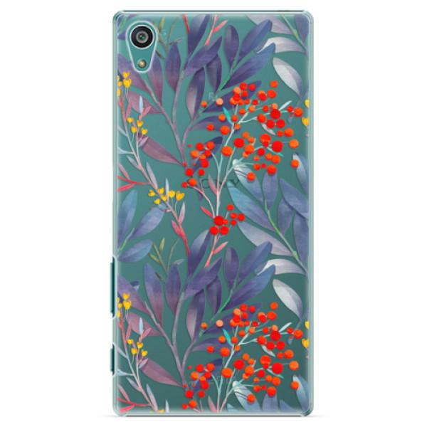 Plastové pouzdro iSaprio - Rowanberry - Sony Xperia Z5