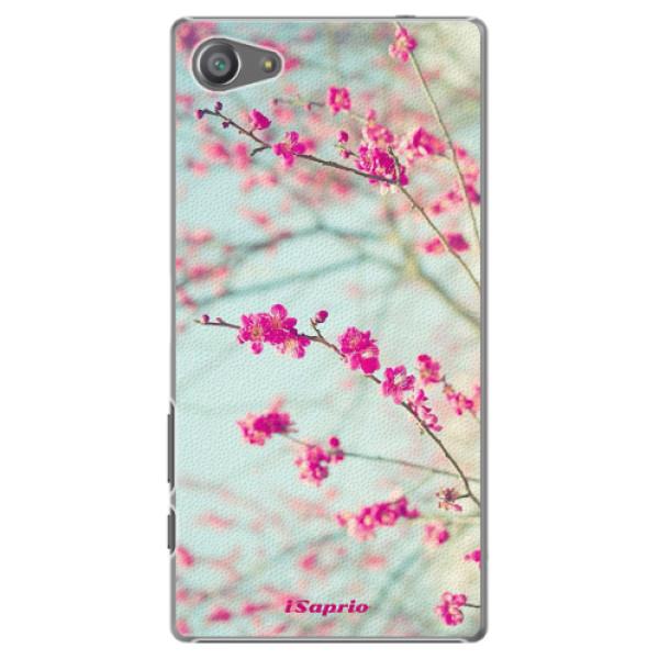 Plastové pouzdro iSaprio - Blossom 01 - Sony Xperia Z5 Compact