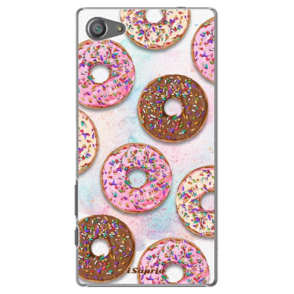 Plastové pouzdro iSaprio - Donuts 11 - Sony Xperia Z5 Compact