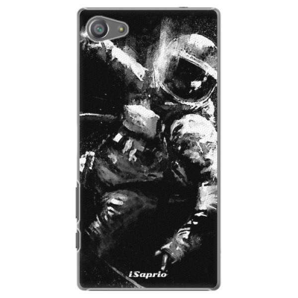 Plastové pouzdro iSaprio - Astronaut 02 - Sony Xperia Z5 Compact