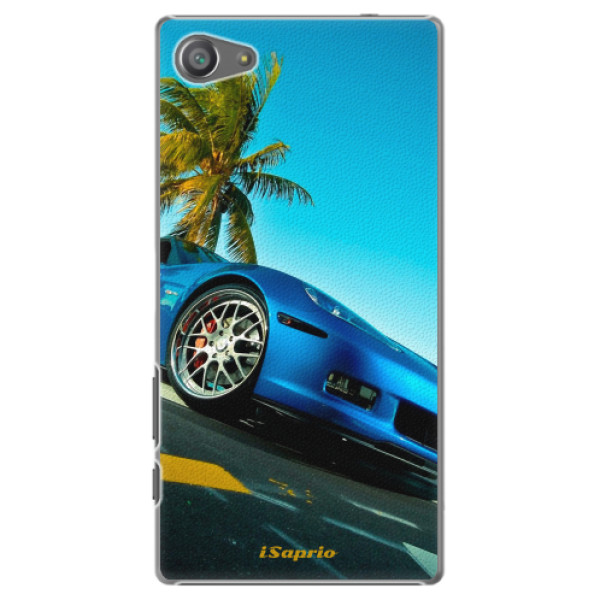 Plastové pouzdro iSaprio - Car 10 - Sony Xperia Z5 Compact
