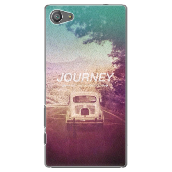 Plastové pouzdro iSaprio - Journey - Sony Xperia Z5 Compact