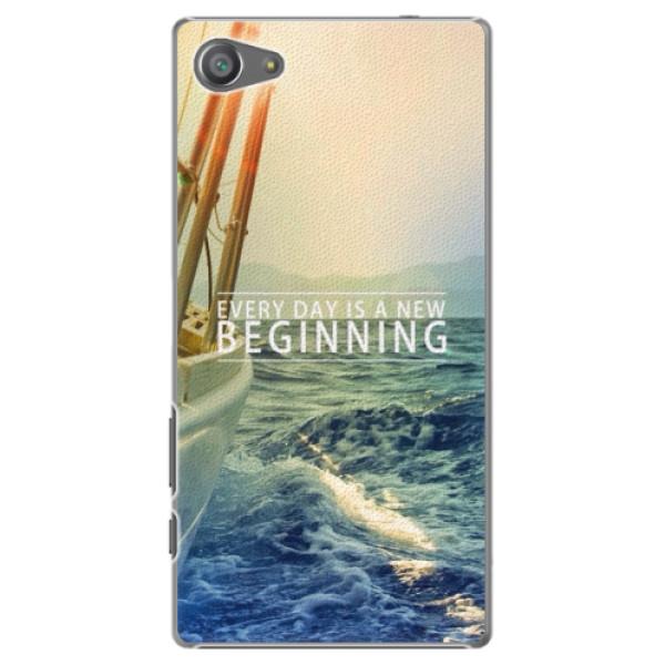 Plastové pouzdro iSaprio - Beginning - Sony Xperia Z5 Compact