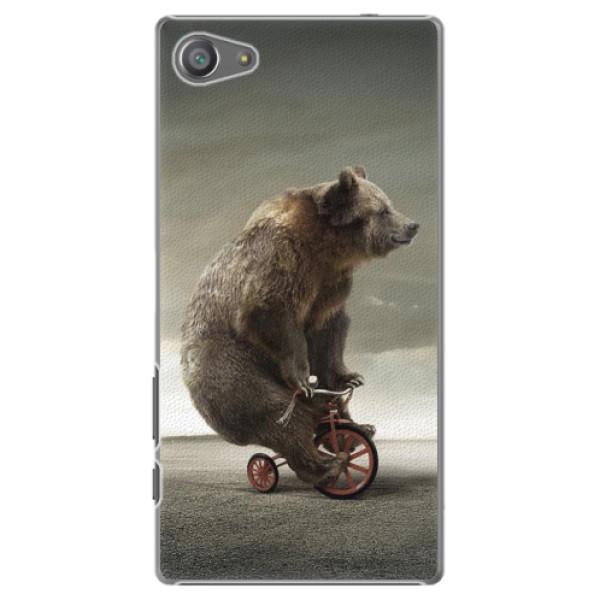 Plastové pouzdro iSaprio - Bear 01 - Sony Xperia Z5 Compact