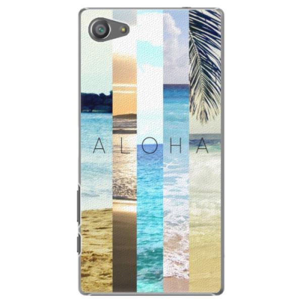 Plastové pouzdro iSaprio - Aloha 02 - Sony Xperia Z5 Compact