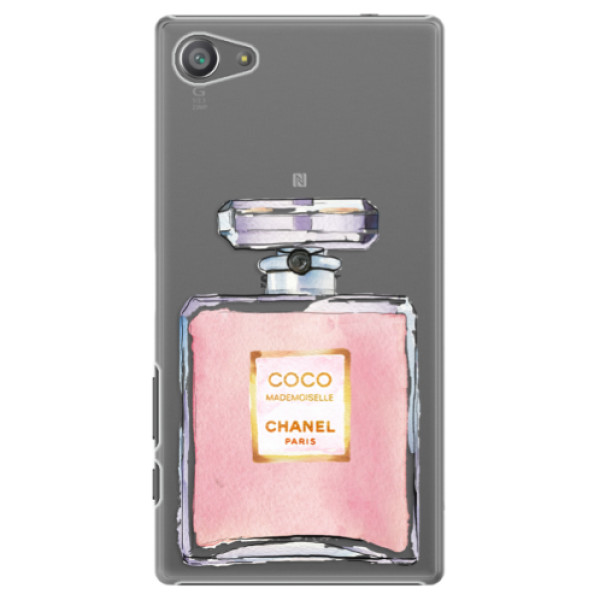 Plastové pouzdro iSaprio - Chanel Rose - Sony Xperia Z5 Compact