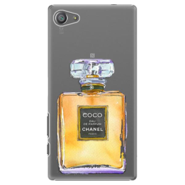 Plastové pouzdro iSaprio - Chanel Gold - Sony Xperia Z5 Compact