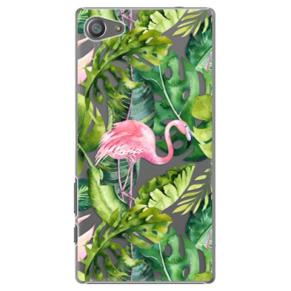 Plastové pouzdro iSaprio - Jungle 02 - Sony Xperia Z5 Compact