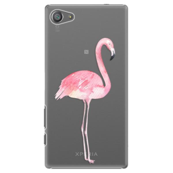 Plastové pouzdro iSaprio - Flamingo 01 - Sony Xperia Z5 Compact