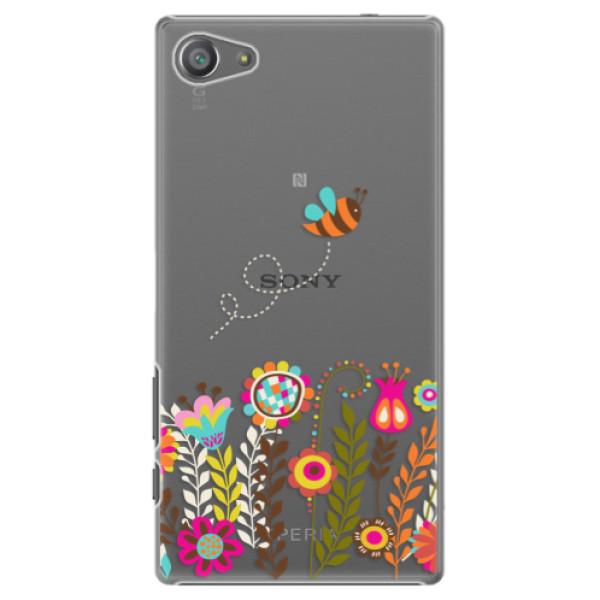 Plastové pouzdro iSaprio - Bee 01 - Sony Xperia Z5 Compact