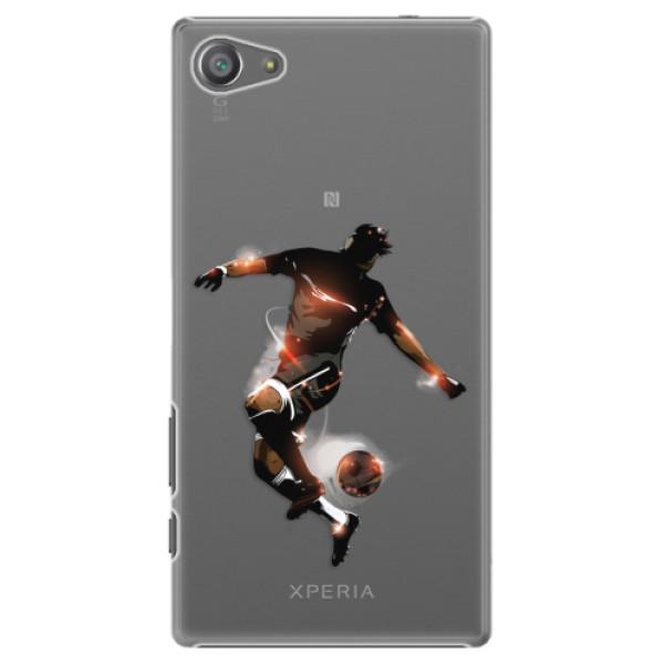 Plastové pouzdro iSaprio - Fotball 01 - Sony Xperia Z5 Compact