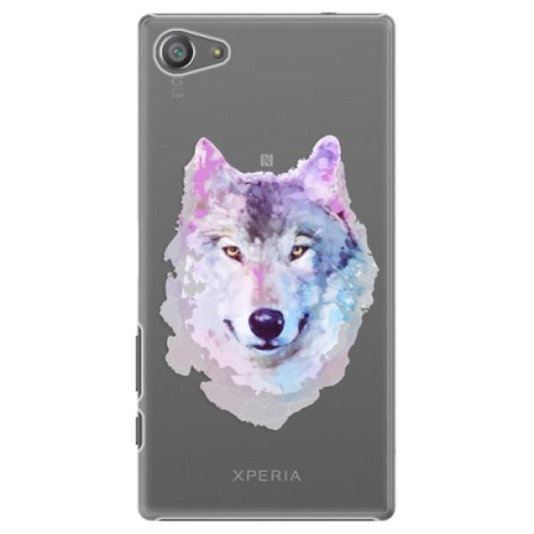 Plastové pouzdro iSaprio - Wolf 01 - Sony Xperia Z5 Compact