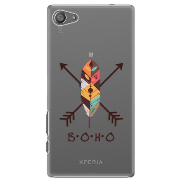 Plastové pouzdro iSaprio - BOHO - Sony Xperia Z5 Compact