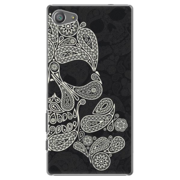 Plastové pouzdro iSaprio - Mayan Skull - Sony Xperia Z5 Compact