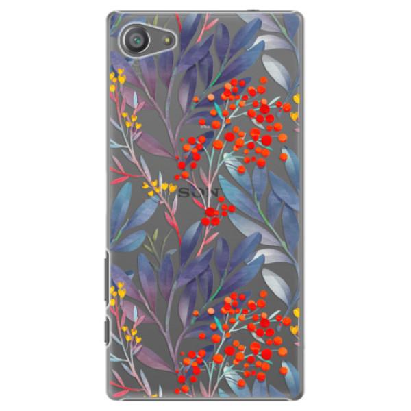 Plastové pouzdro iSaprio - Rowanberry - Sony Xperia Z5 Compact