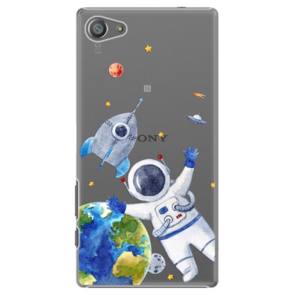 Plastové pouzdro iSaprio - Space 05 - Sony Xperia Z5 Compact