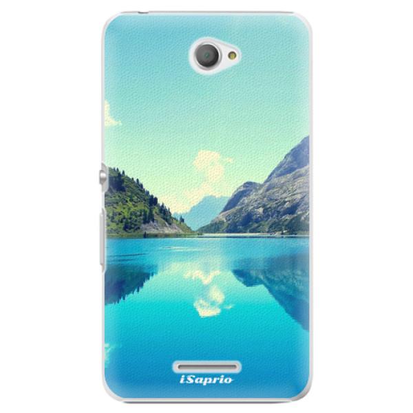 Plastové pouzdro iSaprio - Lake 01 - Sony Xperia E4
