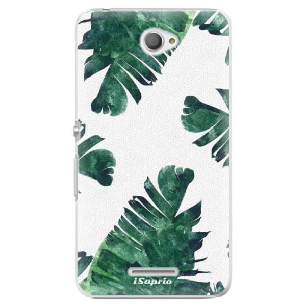 Plastové pouzdro iSaprio - Jungle 11 - Sony Xperia E4