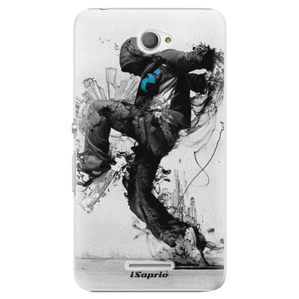 Plastové pouzdro iSaprio - Dance 01 - Sony Xperia E4