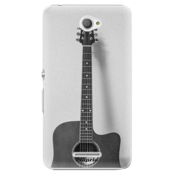 Plastové pouzdro iSaprio - Guitar 01 - Sony Xperia E4