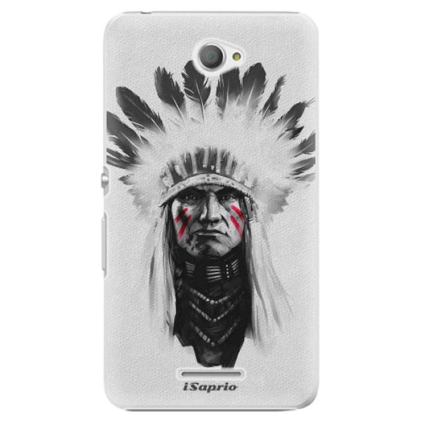 Plastové pouzdro iSaprio - Indian 01 - Sony Xperia E4