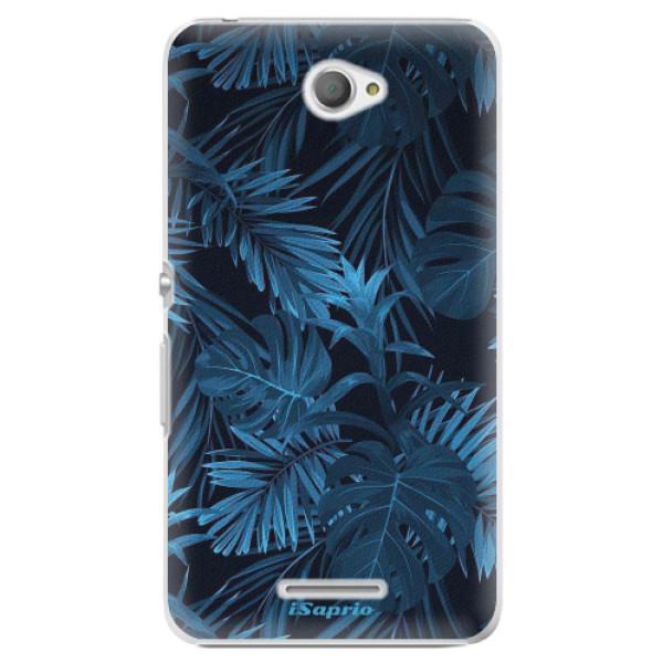 Plastové pouzdro iSaprio - Jungle 12 - Sony Xperia E4