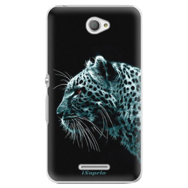 Plastové pouzdro iSaprio - Leopard 10 - Sony Xperia E4