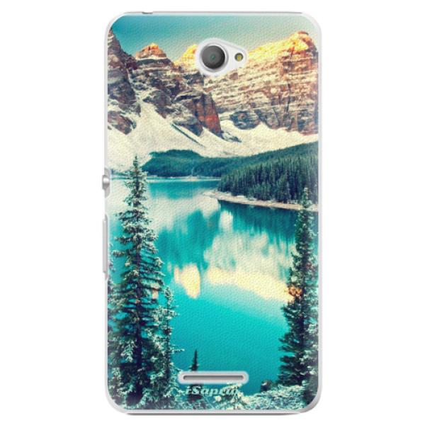 Plastové pouzdro iSaprio - Mountains 10 - Sony Xperia E4