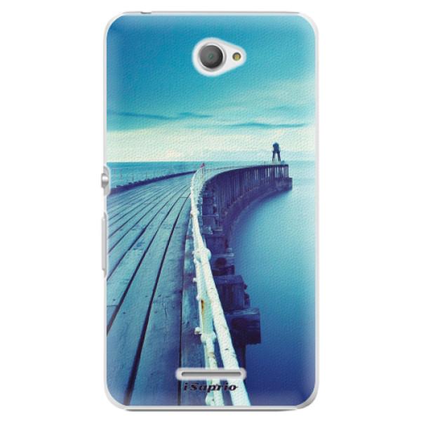 Plastové pouzdro iSaprio - Pier 01 - Sony Xperia E4