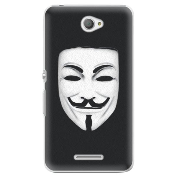 Plastové pouzdro iSaprio - Vendeta - Sony Xperia E4