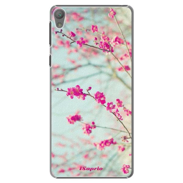 Plastové pouzdro iSaprio - Blossom 01 - Sony Xperia E5