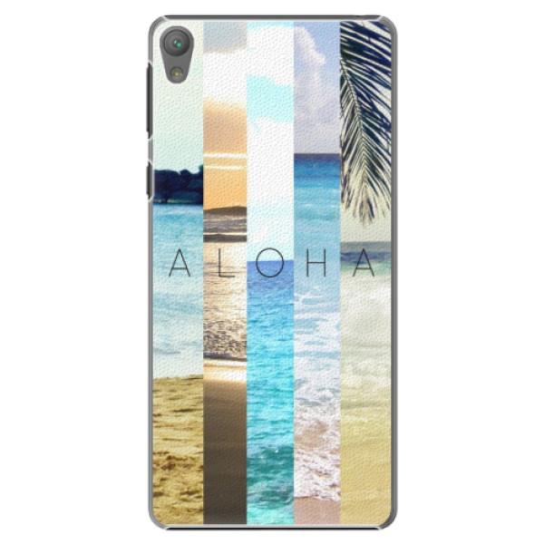 Plastové pouzdro iSaprio - Aloha 02 - Sony Xperia E5