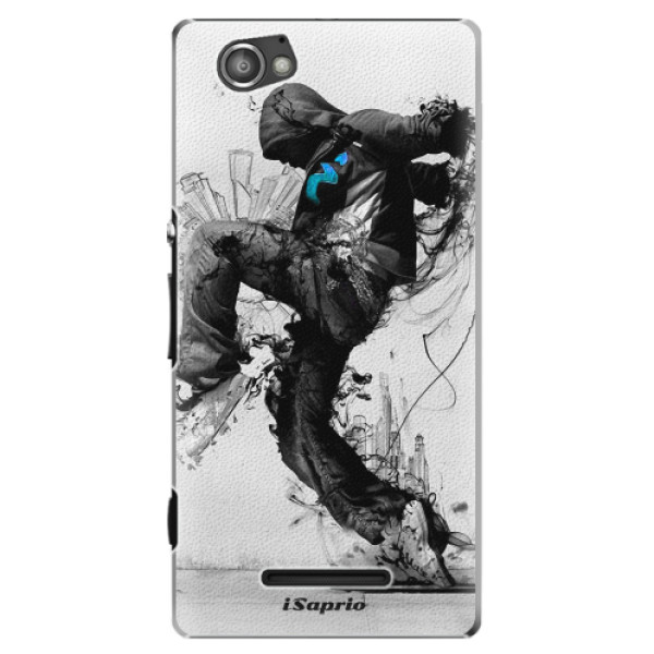 Plastové pouzdro iSaprio - Dance 01 - Sony Xperia M