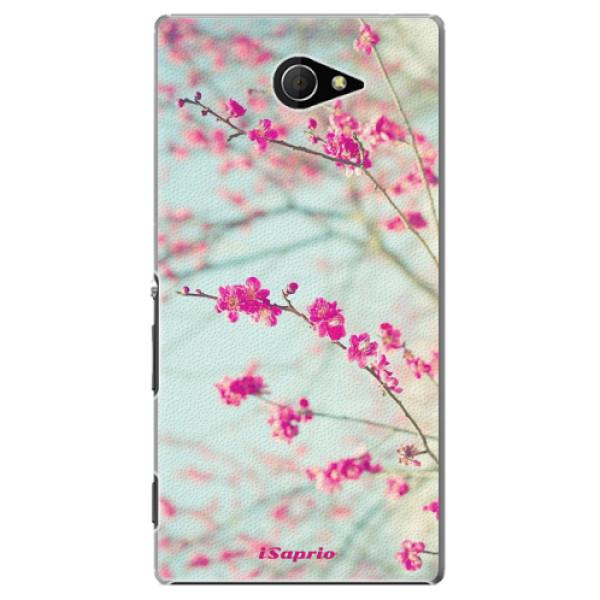 Plastové pouzdro iSaprio - Blossom 01 - Sony Xperia M2