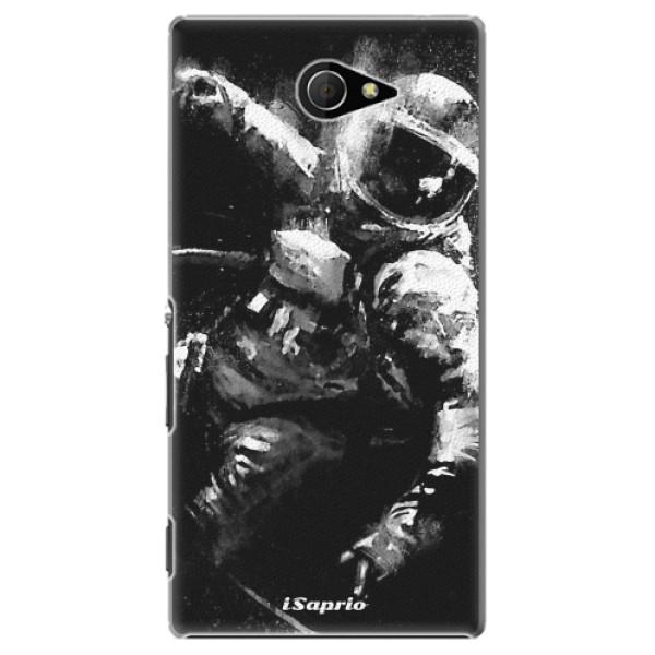 Plastové pouzdro iSaprio - Astronaut 02 - Sony Xperia M2