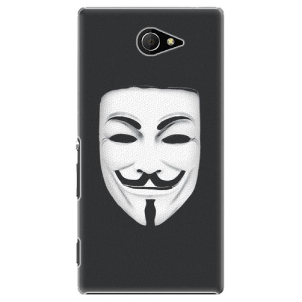 Plastové pouzdro iSaprio - Vendeta - Sony Xperia M2