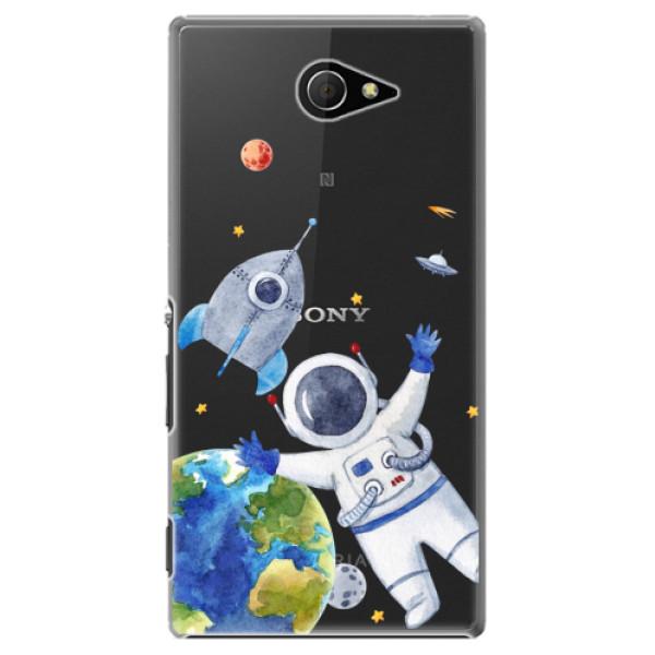 Plastové pouzdro iSaprio - Space 05 - Sony Xperia M2