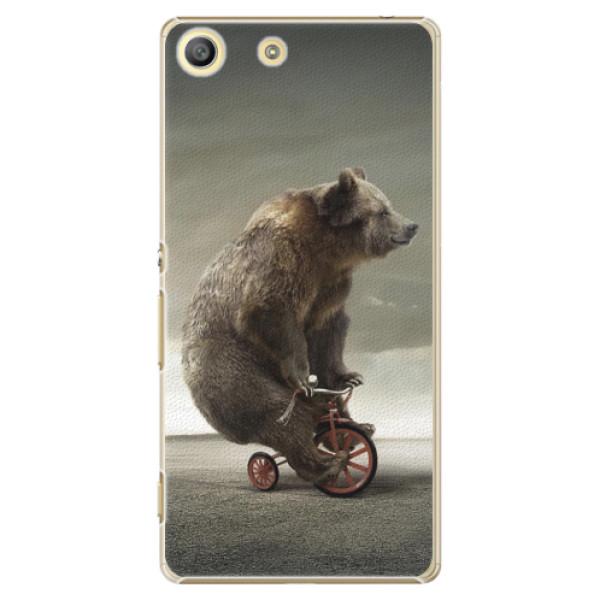 Plastové pouzdro iSaprio - Bear 01 - Sony Xperia M5