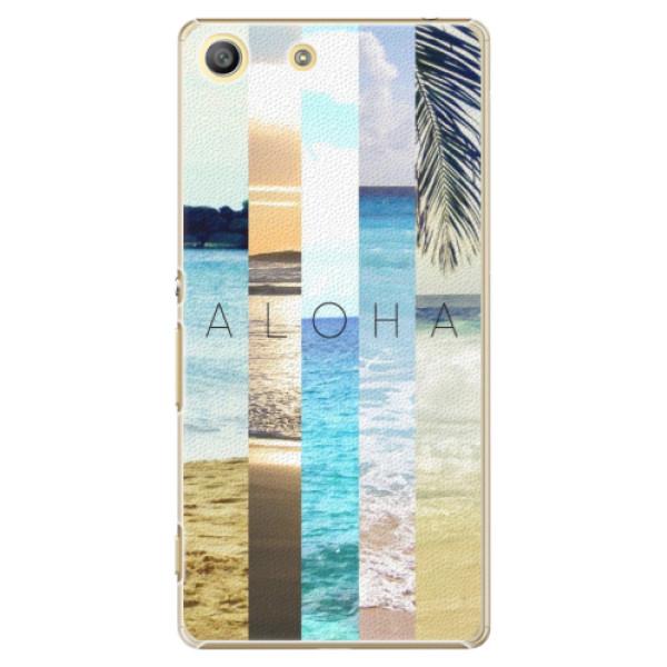 Plastové pouzdro iSaprio - Aloha 02 - Sony Xperia M5