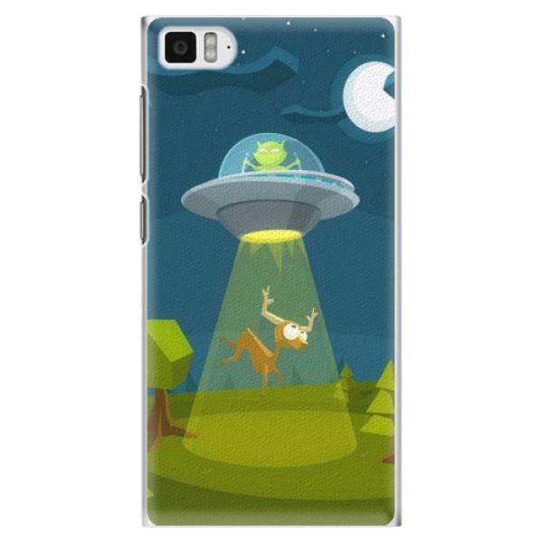 Plastové pouzdro iSaprio - Alien 01 - Xiaomi Mi3
