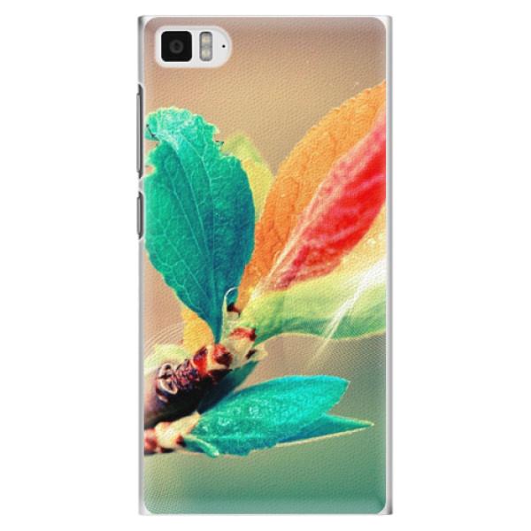 Plastové pouzdro iSaprio - Autumn 02 - Xiaomi Mi3