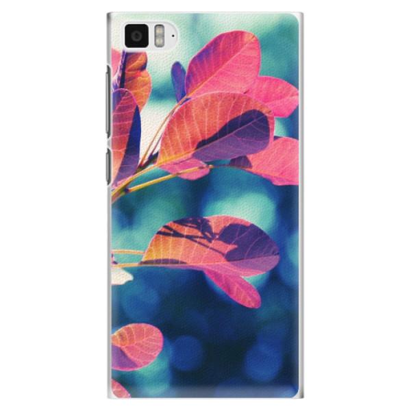 Plastové pouzdro iSaprio - Autumn 01 - Xiaomi Mi3