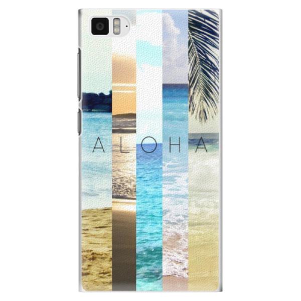 Plastové pouzdro iSaprio - Aloha 02 - Xiaomi Mi3