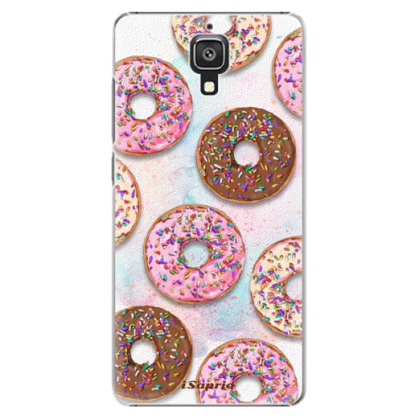 Plastové pouzdro iSaprio - Donuts 11 - Xiaomi Mi4