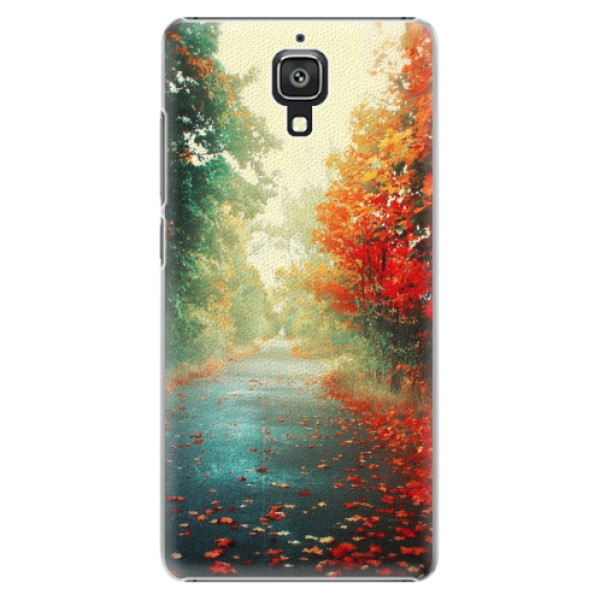 Plastové pouzdro iSaprio - Autumn 03 - Xiaomi Mi4