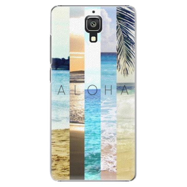 Plastové pouzdro iSaprio - Aloha 02 - Xiaomi Mi4
